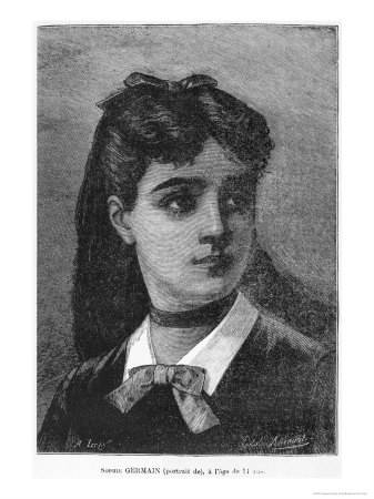 Retrato de Sophie Germain