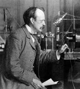 Descubrimiento Del Electrón Principia