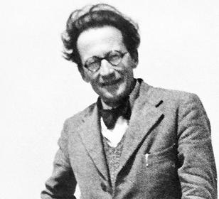 Erwin Schrödinger, un genio polifacético