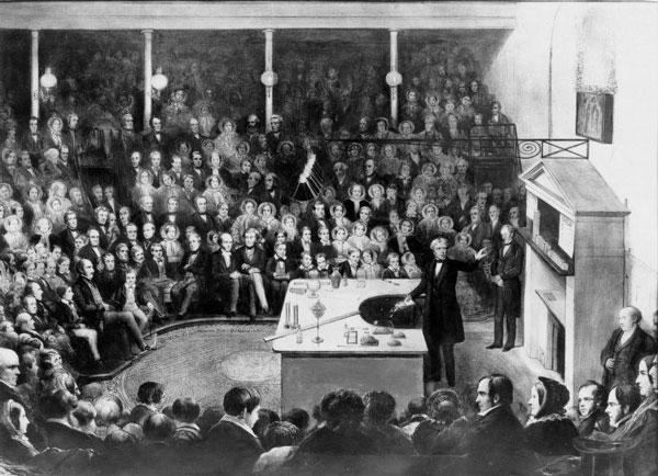 Resultado de imagen de Los experimentos de Faraday quedaron para la Historia