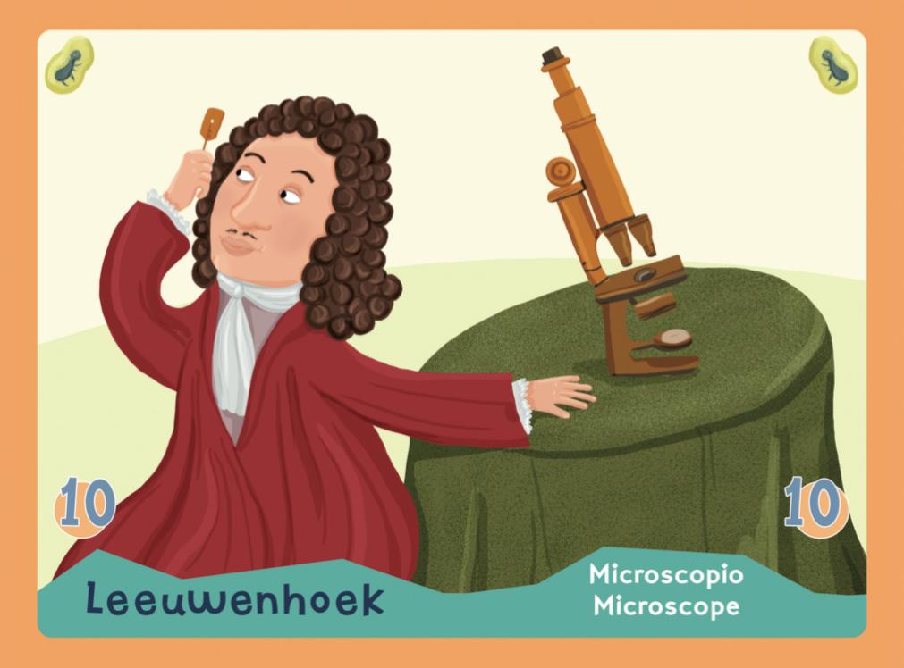 Anton Van Leeuwenhoek El Descubridor Del Universo Minúsculo Principia