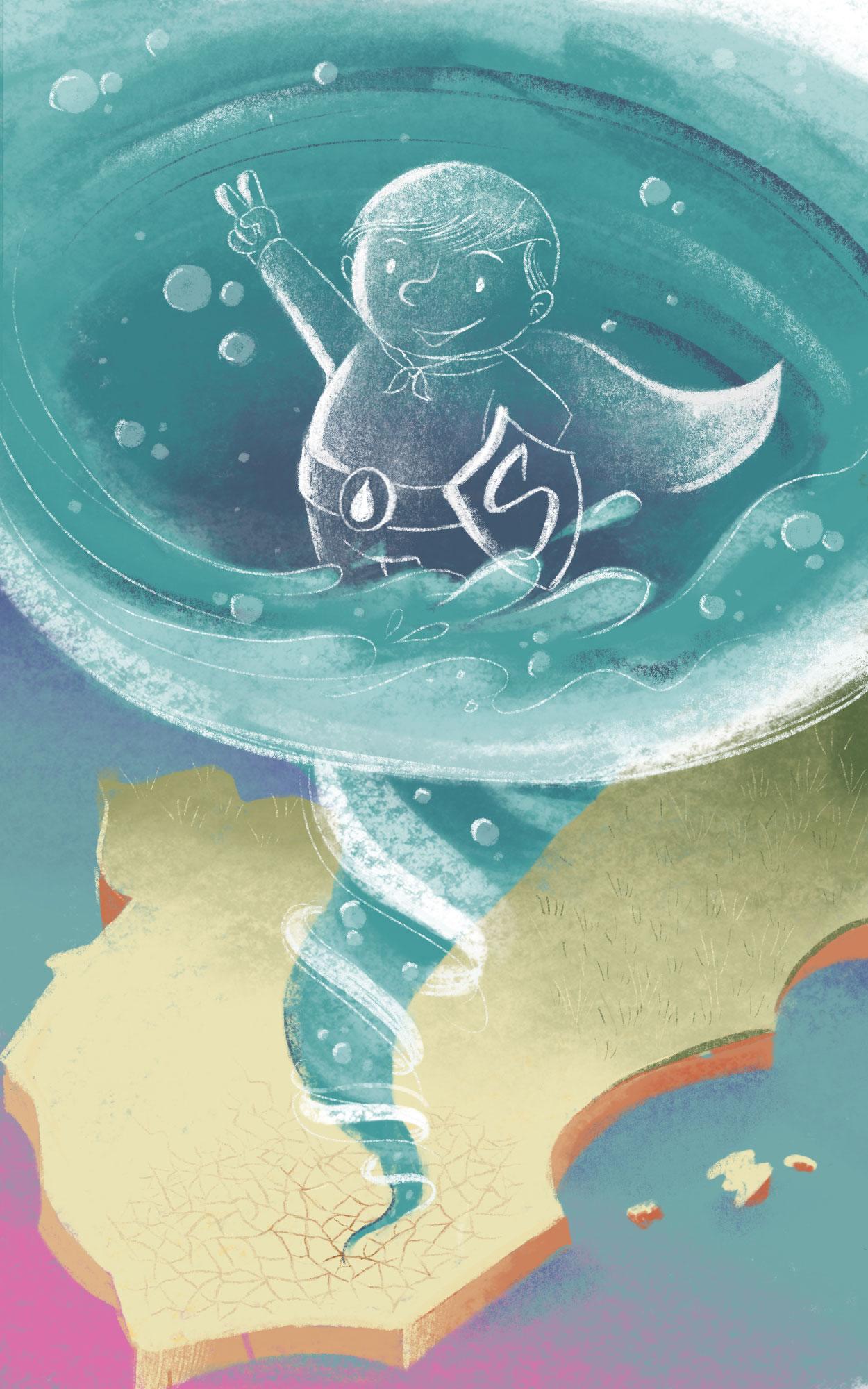 Manantial, el agua como fuente de vida - Principia