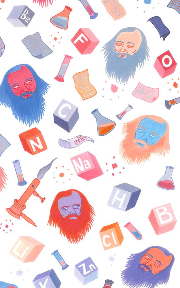 Ilustración de Clara López