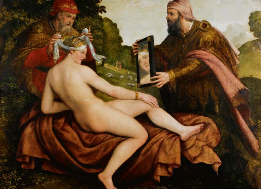 Violencia Machista En La Historia Del Arte Principia